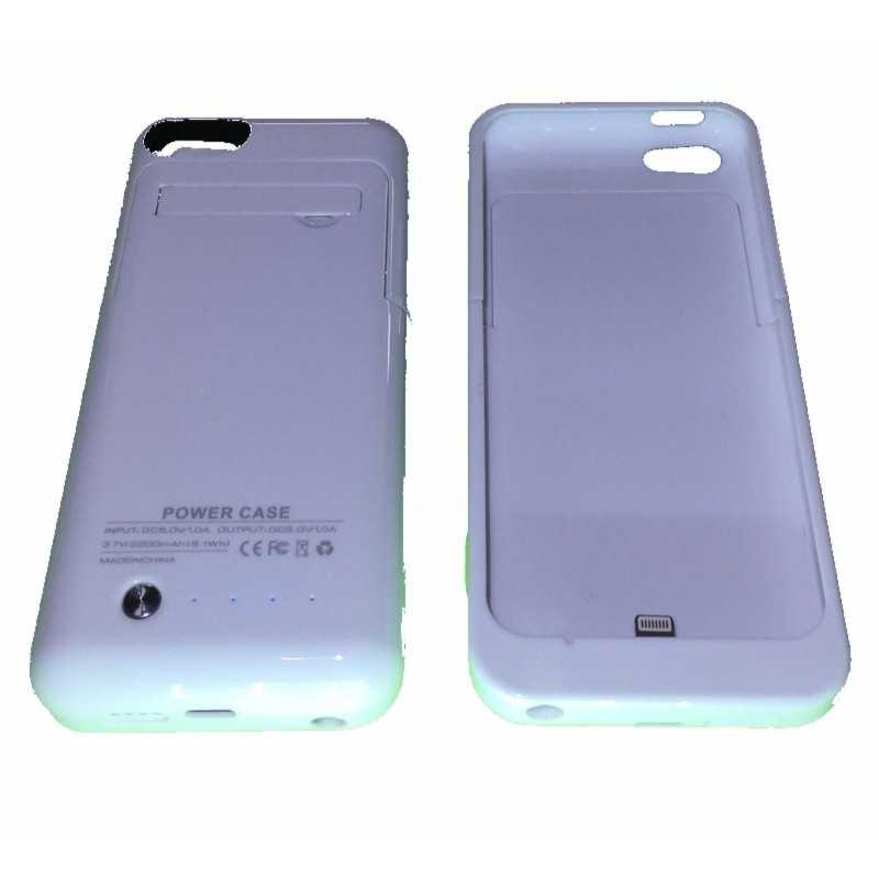 custodia powerbank iphone 5