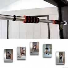 Sbarra barra per trazioni dorsali da porta per interno porta allenamento dorso