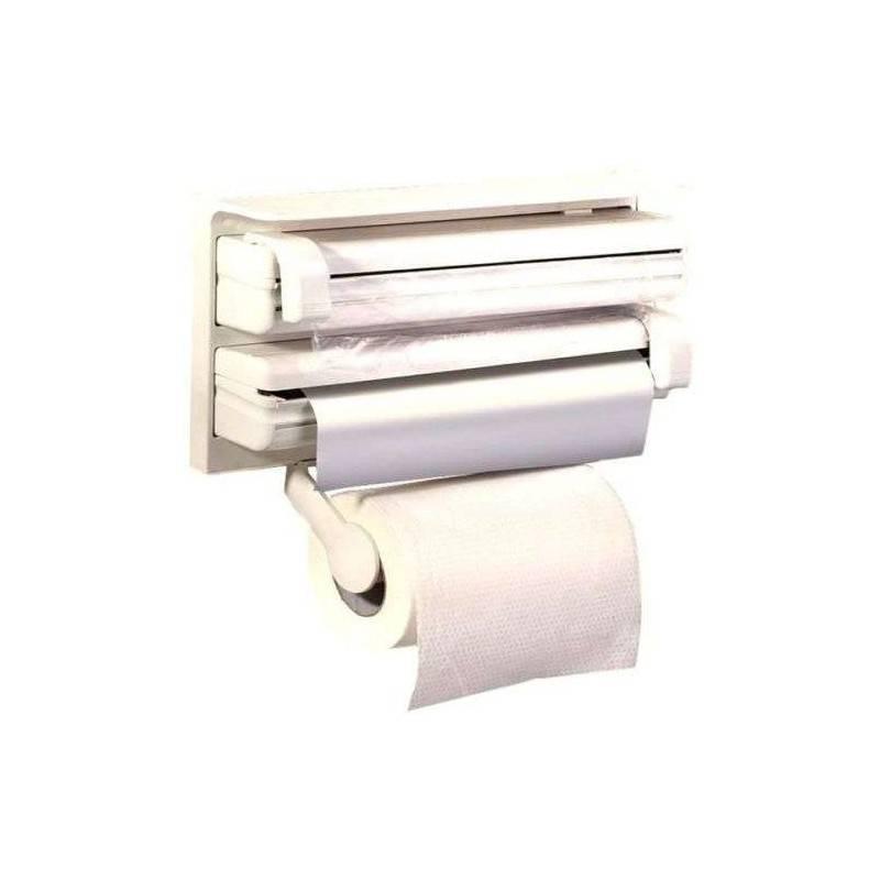 Porta rotolo cucina portarotolo a da parete taglia for Accessori da parete cucina