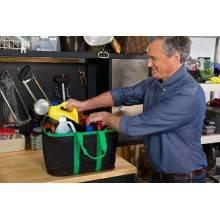 Borsa shopper spesa carrello bag resistente richiudibile rigida fai da te casa