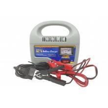 Caricabatterie portatile 6 8 12 ampere auto moto barca camper carica batteria