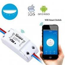 Sonoff interruttore wifi smart switch controller casa app smartphone ios android