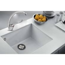 Rubinetto miscelatore lavello cucina lavabo casa lavello bagno grigio 5035