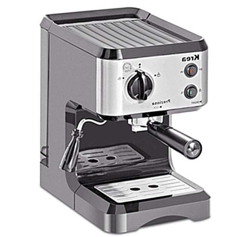 KREA Macchina caffè cialde macinato pod cappuccino erogatore ES150 casa ufficio