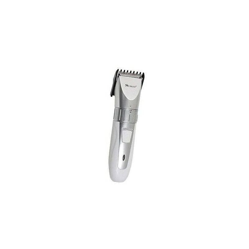Rasoio Elettrico uomo sk-5803 ricaricabile taglia capelli lama acciaio barba set