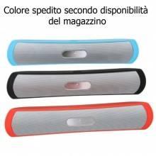Cassa speaker bluetooth MU-L3 altoparlante microSD Radio FM USB musica portatile