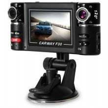 Videocamera sicurezza auto veicoli registratore video monitor HD file JPG 6,8 cm