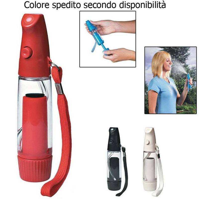 Nebulizzatore portatile spray acqua estate solarium centro estetico casa spruzzo