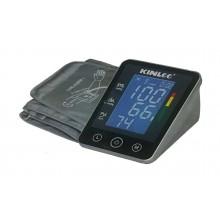 KINLEE Misuratore pressione braccio sfigmomanometro automatico aritmia cuore