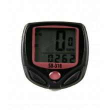 Tachimetro bicicletta contachilometri impermeabile sport misura velocità bici