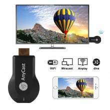 Chiavetta dongle Anycast wifi ricevitore display video streamer M4 plus android