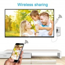 Mirascreen HDTV TV proiettore ios android mirror wireless share streaming hd