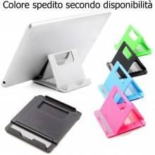 Supporto Tablet regolabile cellulare universale stand smartphone tavolo colori