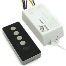 Interruttore wireless centralina controllo luci accensione senza fili 3 canali