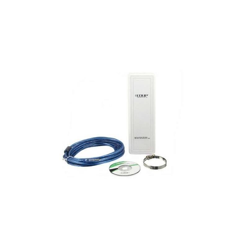 Antenna WiFi ripetitore wireless amplificatore esterno alta potenza casa EP-8523