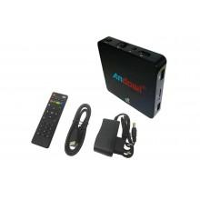 Smart TV box IPTV Android 4 GB ram 32GB rom wifi telecomando andowl 4K HD Q-M6
