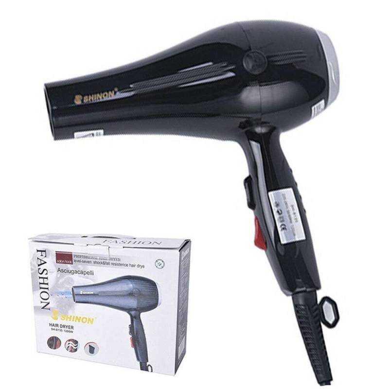 Phon professionale 3900W asciugacapelli hair due beccucci beccuccio piega casa