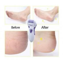 Pedicure elettrico dispositivo calli cura piedi pelle roll benessere SH-7663