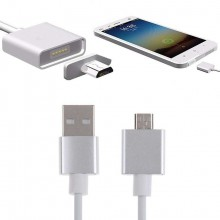 Cavo ricarica Lightning megnetico caricatore compatibile apple connettore 1m