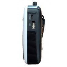 Amplificatore Megafono vocale altoparlante con microfono ad archetto