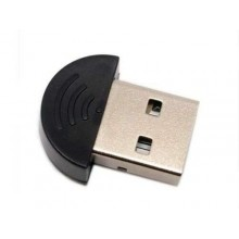 Chiavetta adattatore USB trasformatore dispositivi Wireless BLUETOOTH 2.0 dongle