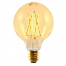 E27 Lampadina edison Vintage luce calda 2200K illuminazione LED casa lampada
