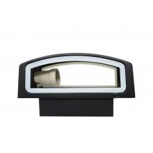 Plafoniera esterno interno doppia luce Applique grigio muro impermeabile 902