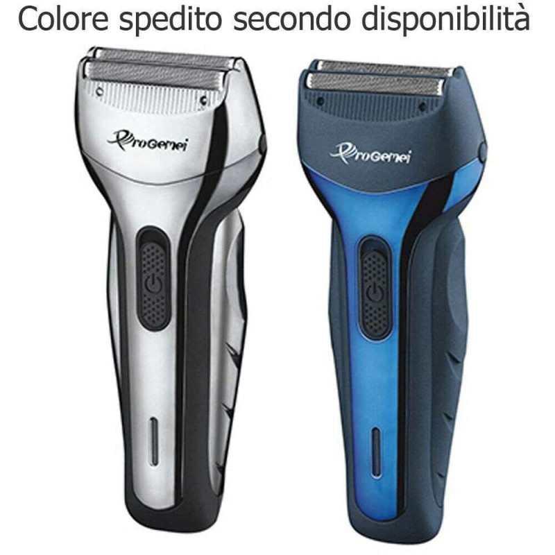 SH7065 Rasoio barba basette pulizia viso ricaricabile portatile uomo testine