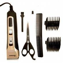 Taglia capelli professionale Rasoio barba lama acciaio kit accessori SH-1935