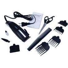 Taglia capelli professionale Rasoio barba lama acciaio 4 testine taglio 7568