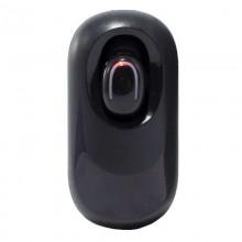 Mini Auricolare Cuffia Bluetooth 5.0 Wireless Senza Fili con Base carica solare