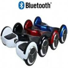 "Hoverboard 6.5"" smart balance bluetooth overboard pedana scooter auto bilanciato"