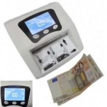 Rileva banconote soldi falsi rilevatore conta euro money detector denaro