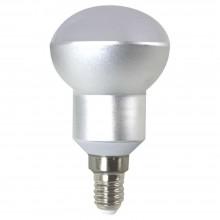 Lampadina LED E14 luce bianca 5000K filamento forma oliva 4W lampada casa