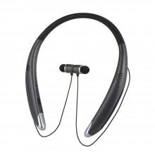 Cuffie sport con archetto BLUETOOTH BTV8 smartphone audio musica chiamata