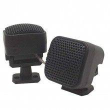 Coppia altoparlanti auto 800W lb002 NERO mini casse dome tweeter camper audio