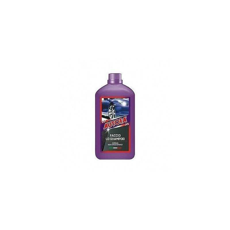 Flacone shampoo 1L pulitore Arexons auto lavaggio pulizia Faccio lo shampoo