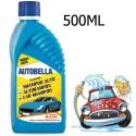 1x Shampoo concentrato lavaggio auto 500ML Autobella pulizia veicoli