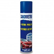 1x Detergente vetri automobile 400 ML Candivetro detergente spray