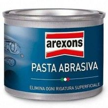 1x Latta pasta abrasiva 150gr Arexons elimina graffi aloni residui gomma ludido