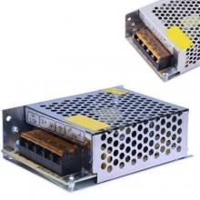 Alimentatore stabilizzato 12V 5A trasformatore regolato 5 AMPERE Strisce LED