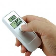 Tester Etilometro Digitale LCD Test Tasso Alcolico Alcolemico Sveglia + Batterie