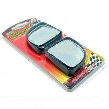 2x Specchietti visione angolo morto auto posteriore sicurezza stradale LA-093