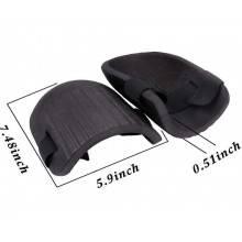 Coppia ginocchiere EVA protezione ginocchia leggere resistenti piastrellatori