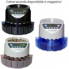 Contamonete elettronico euro soldi professionale negozio automatico