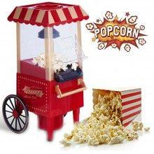 Macchina per pop corn Zephir 492 retrò vintage popcorn accessori cucina 1200W