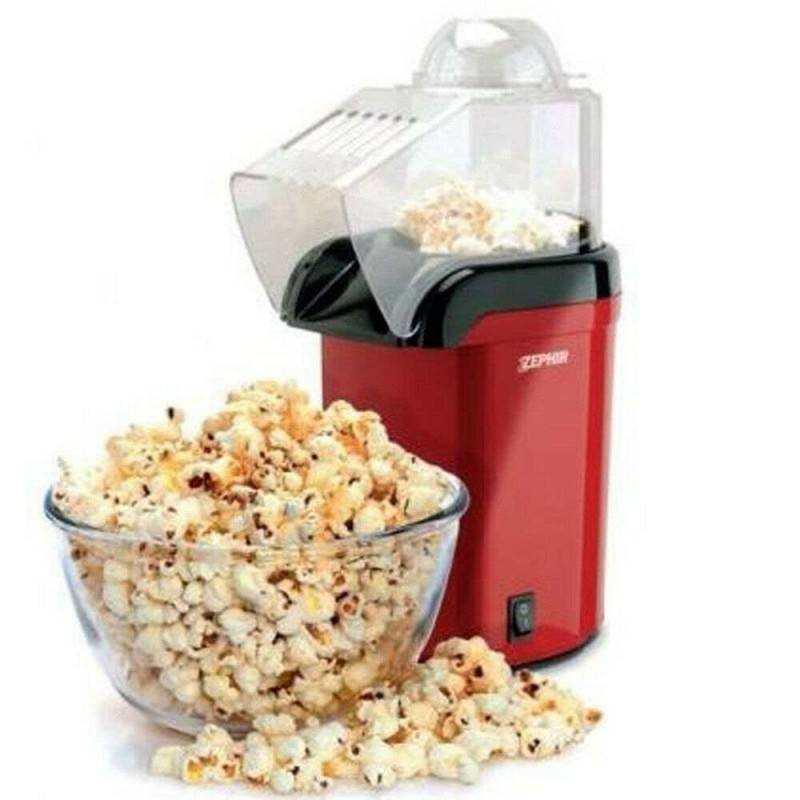 Macchina popcorn design moderno Zephir zhc491 no olio party utensil...