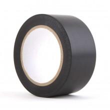 1x Nastro adesivo isolante nero in PVC grande da 0.2mm 50mm x 20 metri
