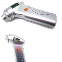 Manometro pneumatici digitale aria pressione misurazione auto moto display LCD