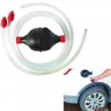 Pompa manuale travaso olio liquidi veicolo auto cambio olio NO Benzina